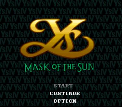 【SFC】伊蘇4:太陽的假面中文版(Ys4)