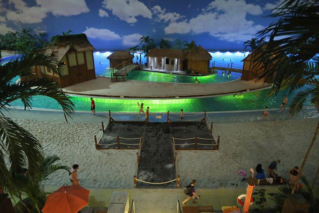 Tropical Islands Resort: FunnyMadWorld