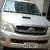Policia Civil recupera camionete furtada em Rio Bonito