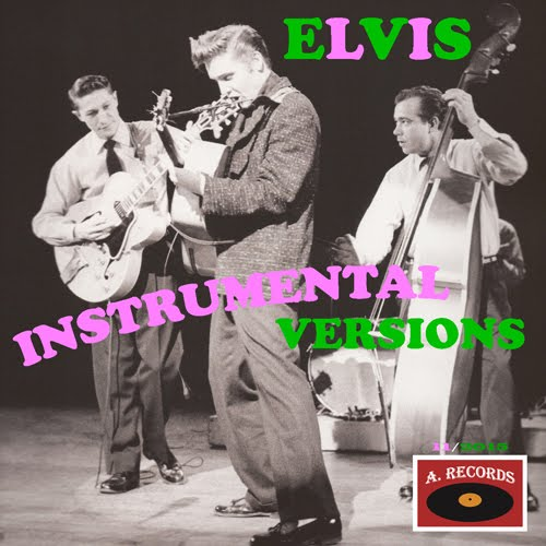 Elvis - Instrumental Versions (November 2015)