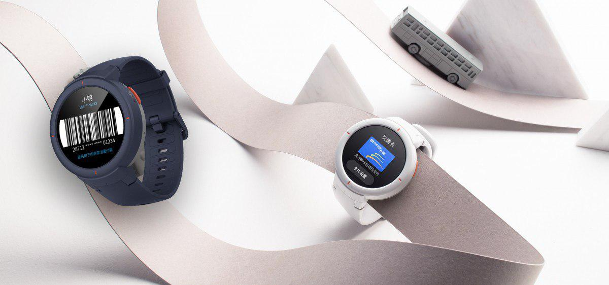amazfit verge smartwatch launched