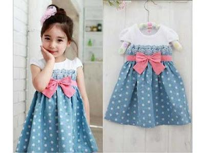 Dress Anak Perempuan Umur 3 Tahun