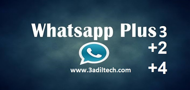 تنزيل واتس اب بلاس whatsapp Plus باخر تحديت