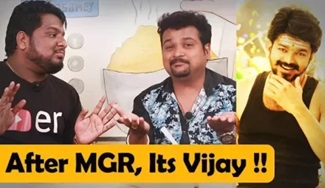 Madras Central is People's Choice Competitor, After MGR, Its Vijay | Smile Settai RJVignesh,Aravind
