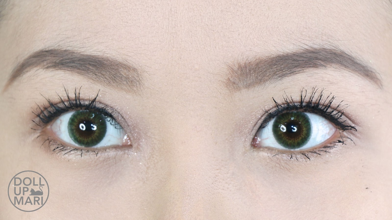 6dcf731d019 Both Sides After Using Maybelline Philippines The Magnum Volum' Express  Waterproof Mascara