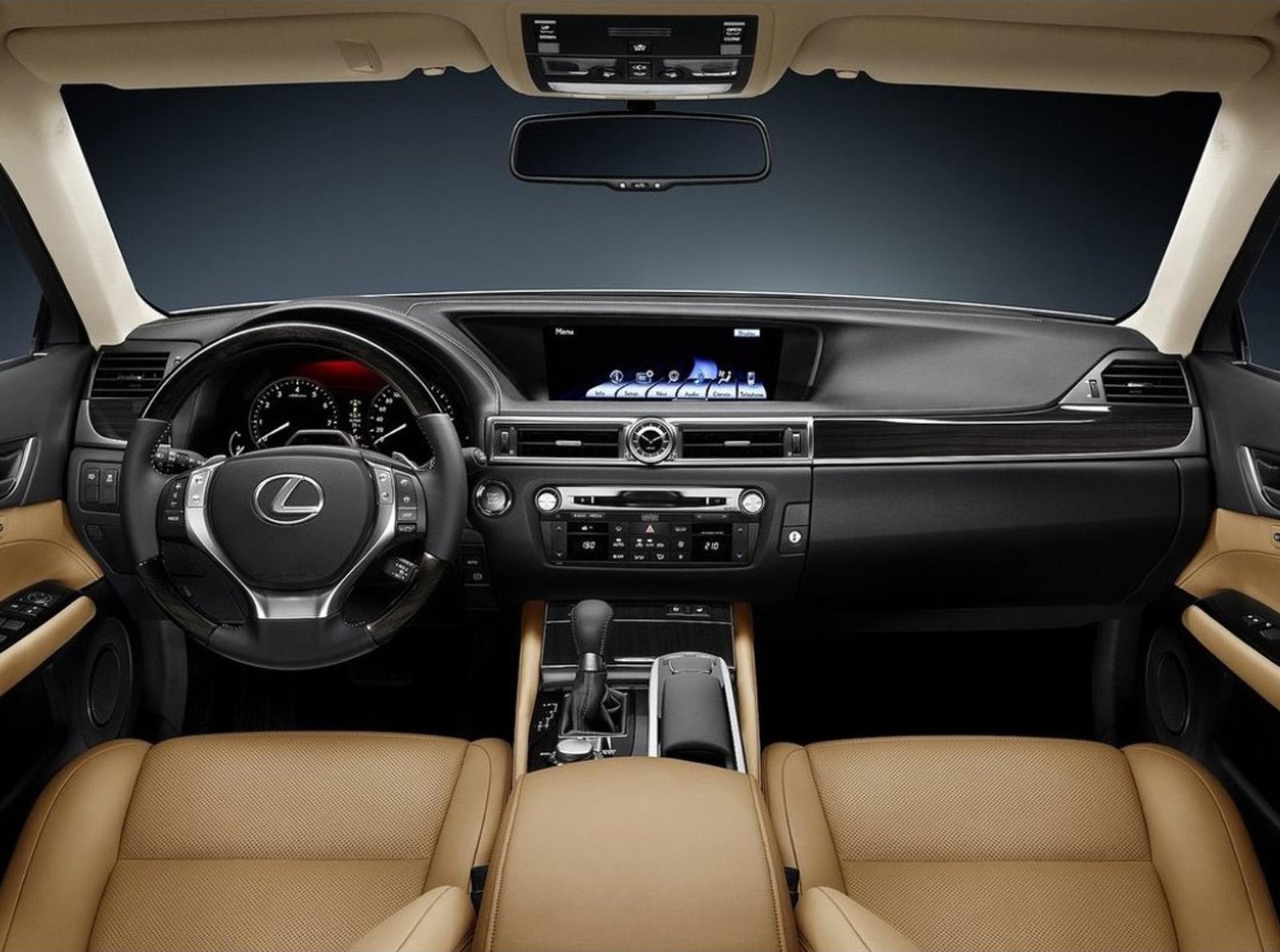Nancys Car Designs: 2013 Lexus GS 350