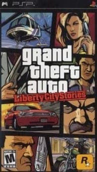 GTA Liberty City Stories PSP