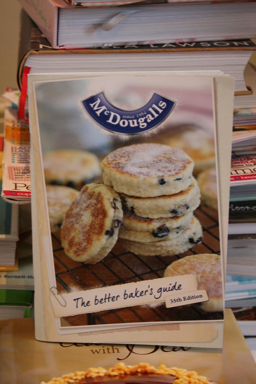 Mcdougalls Christmas Cake Recipe