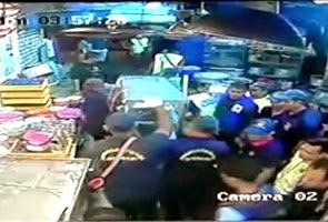 Restoran Nasi Kandar Line Clear Di Serbu MPPP