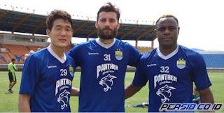 Tiga Pemain Baru Persib Bandung Musim 2018 Senilai Rp9,7 Milar