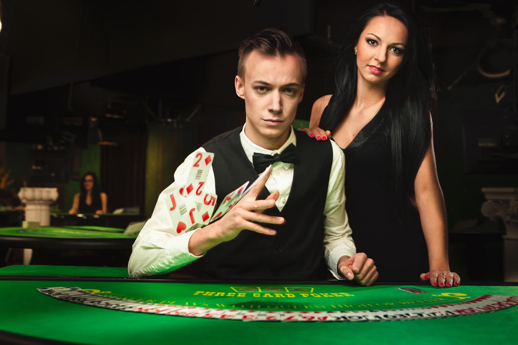 вакансии крупье в казино