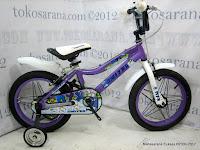 1 Sepeda Anak United NYX Rangka Aloi 16 Inci