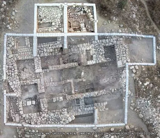 Ruínas Cidade do Reino de Davi