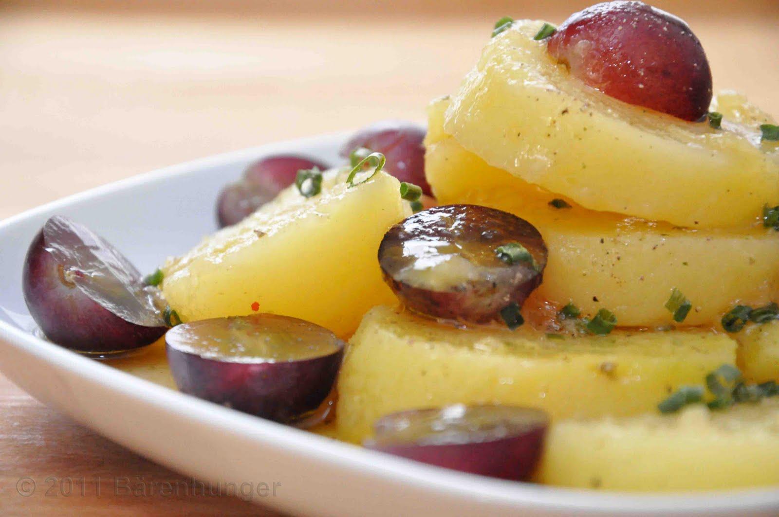 trauben wllnuss salat