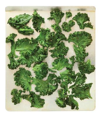 feuilles de choux kale