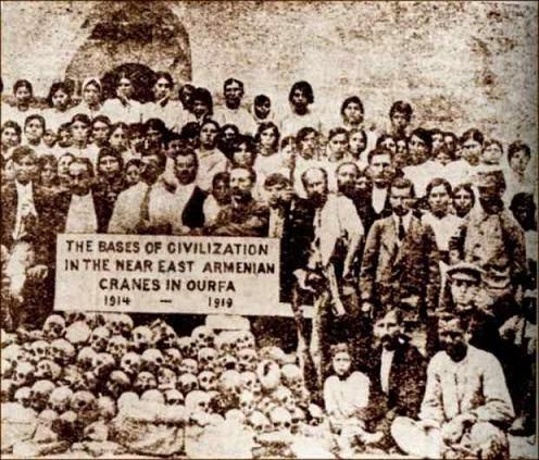 Η γενοκτονία των Αρμενίων ως αιχμή του δόρατος - Ν. Λυγερός