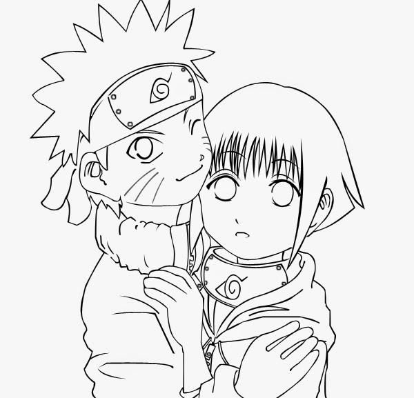 Blog MegaDiverso: Dibujos De Naruto Para Colorear