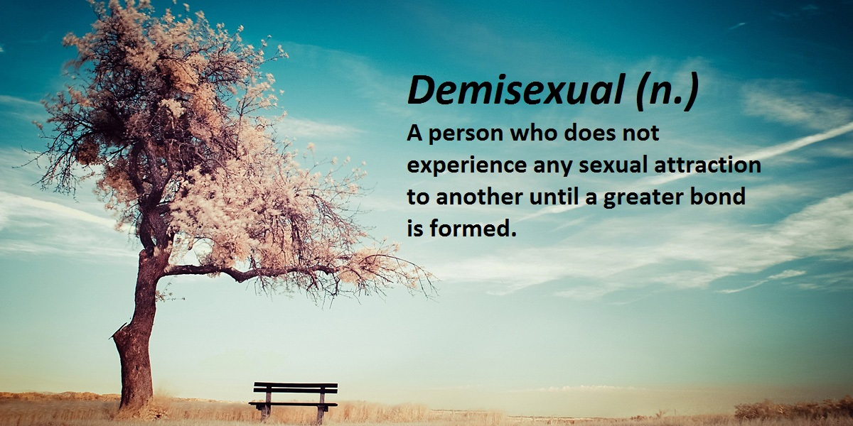 5 Characteristics Of A Demisexual