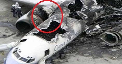 أنين واصوات استغاثة من داخل الطائرة الروسية المنكوبة