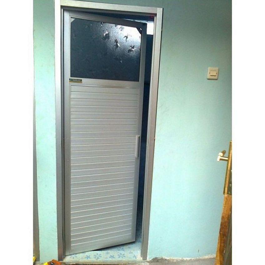 pintu aluminium kamar mandi 2