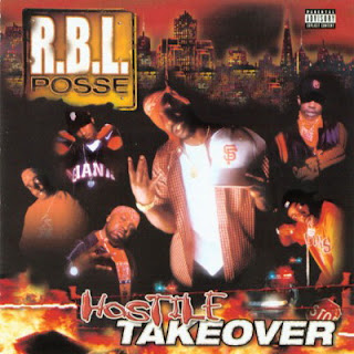 RBL Posse – Hostile Takeover (2001) [CD] [FLAC]
