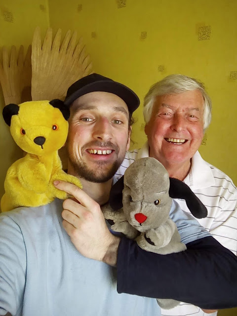 Bournemouth Chimney Sweep in Kinson with Sooty and Sweep 01