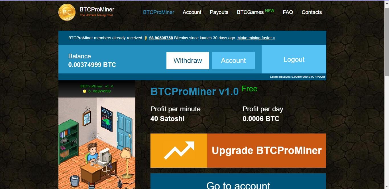 Btcprominer Adalah Web Yang Menyadiakan Fitur Minig Btc Yang Cukup Besar Yaitu   Btc Perhari Tanpa Deposit Ataupun Investasi Namun Jika Ingin Hasil