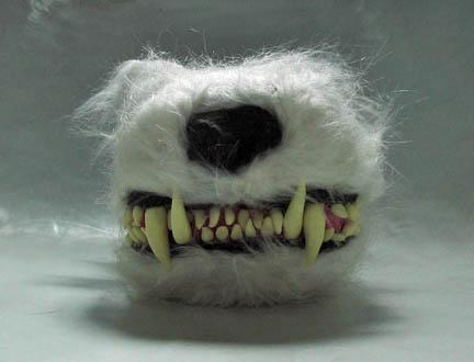 Sensible Rita Polar Bear Head 2006