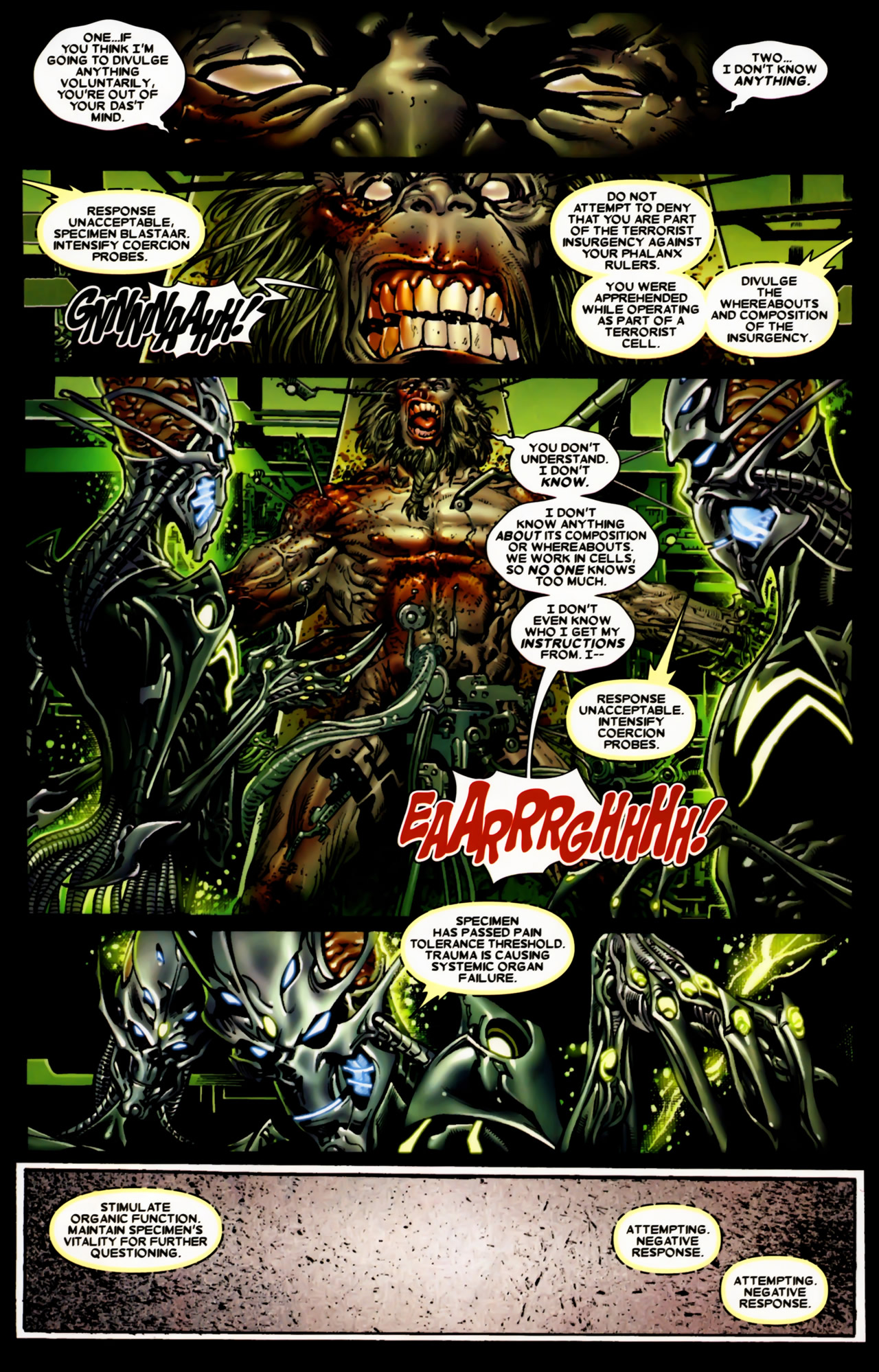 Read online Annihilation: Conquest comic -  Issue #2 - 4