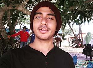 Zacky Zimah Foto Baru