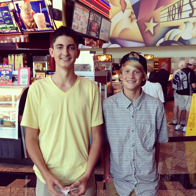 The Seal Bark: Jack's 16th {surprise} Birthday Party