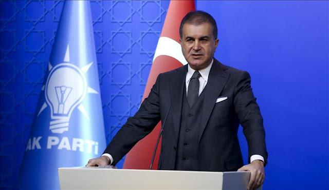 المتحدث باسم العدالة والتنمية التركي يرد بقوة على تصريحات الخارجية الامريكية