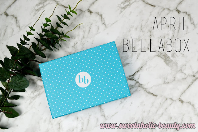 April Bellabox - Sweetaholic Beauty