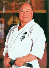 Guru Besar Karate : besar, karate, Kyokushinkaikan, I.K.O., KYOKUSHINKAIKAN