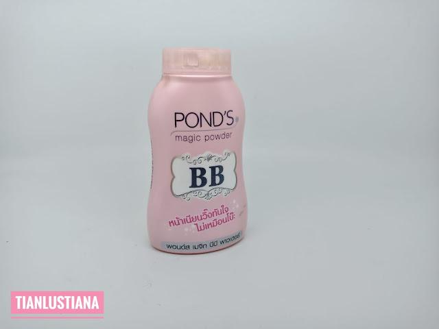 Ponds BB Magic Powder Cocok Untuk Kulit Berminyak