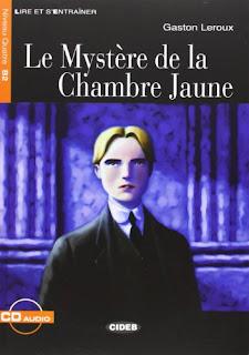 """""""Le Mystère de la Chambre Jaune"""" - Gaston Leroux"""