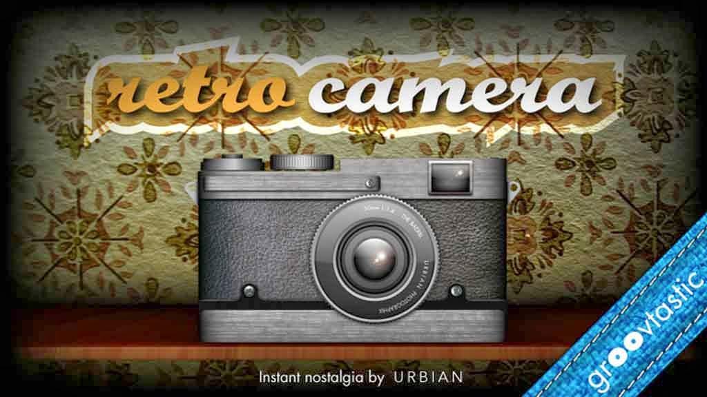 Retro Camera Vintage