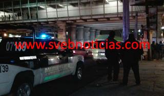 Ejecutan a joven afuera del Metro Múzquiz en Ecatepec Estado de México
