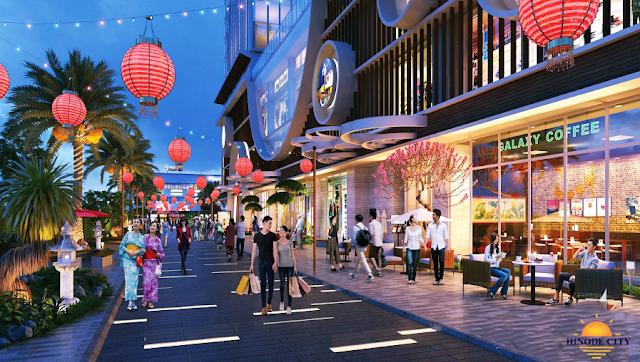 Tiện ích sống đẳng cấp của dự án Hinode City Minh Khai