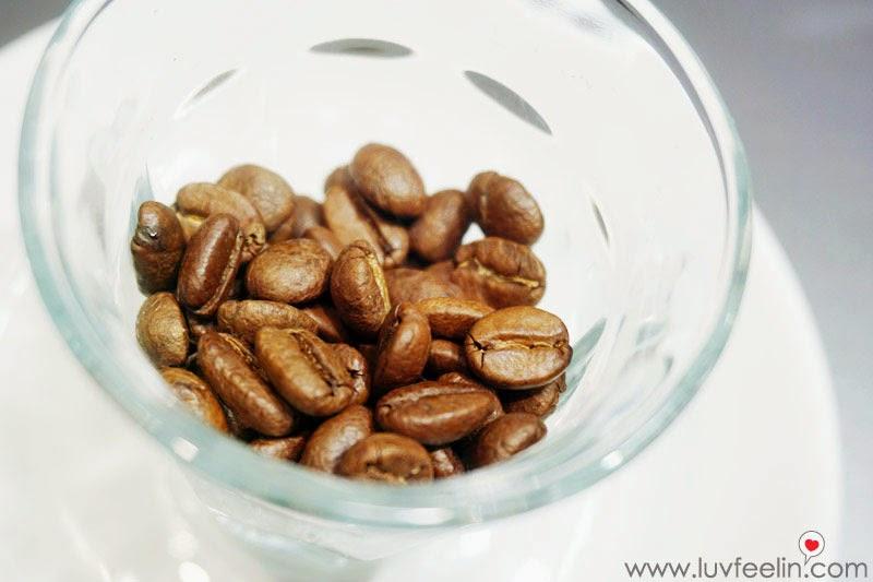 CAFFEiNATED Puchong Coffee Bean