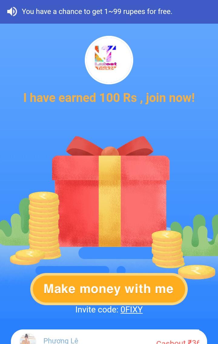 Latest Trick24: Vidmix app PAYTM cash Loot offer unlimited