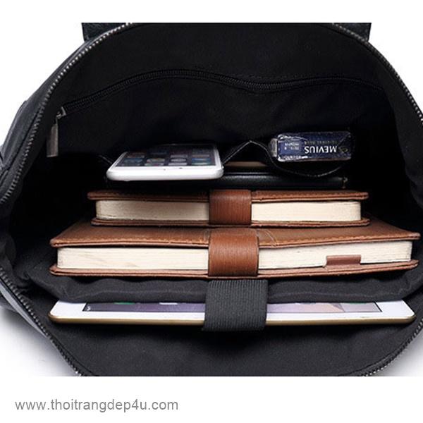 Túi đeo chéo da nam công sở DNF102