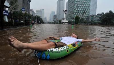Well Done, Jakarta!