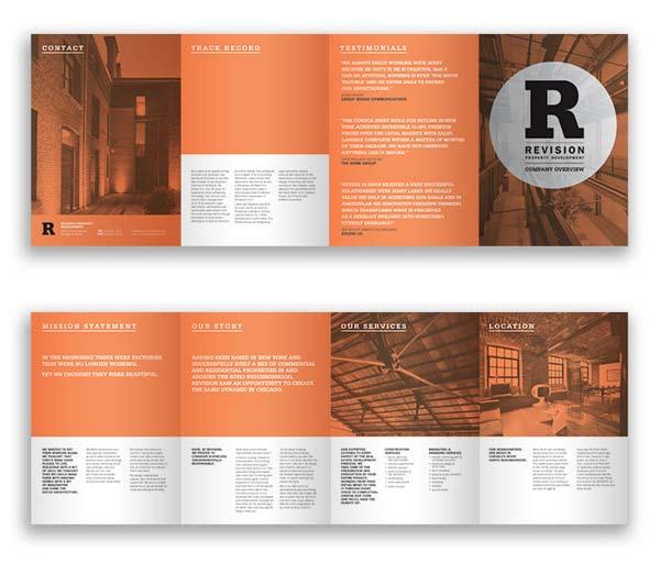 35 Best Examples Of Condominium Brochure Design Ideas