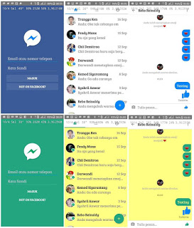 Download Messenger Lite Apk Mod Multi v8.0.0.12.276 Update Terbaru