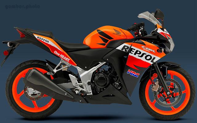 Foto Honda CBR250R Repsol