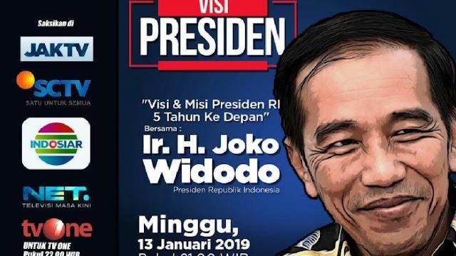 """Visi Presiden"" Jokowi, Strategi Manipulasi Kampanye?"