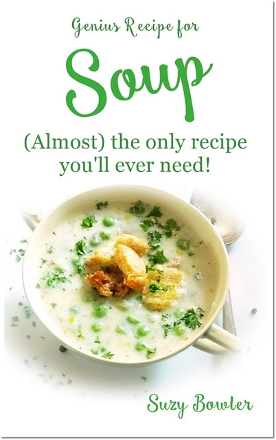 how to make all sorts of soup with one basic recipe