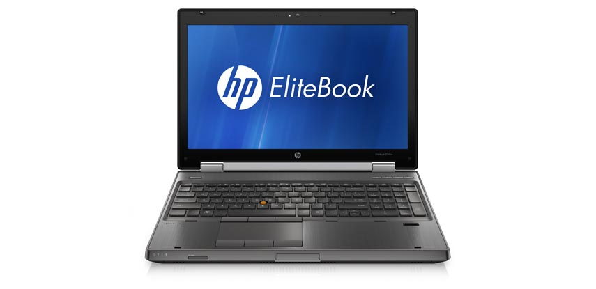 HP EliteBook 8560w review, Mobile Workstation Specification hp