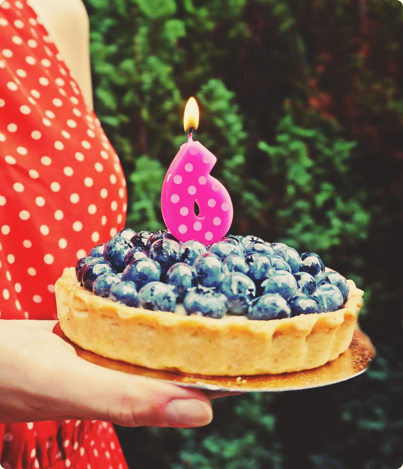 Obchodzę dziś szóste urodziny!:D